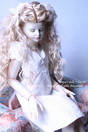 Mayu's doll-No.66 「George Sand」