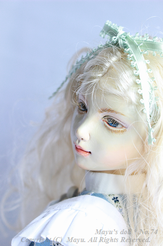 Mayu's doll-No.74 「Alice(アリス)」